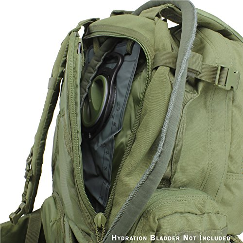 Condor Tactical Backpack 6 Condor Outdoor Products 3 Day Assault Pack, Coyote Brown