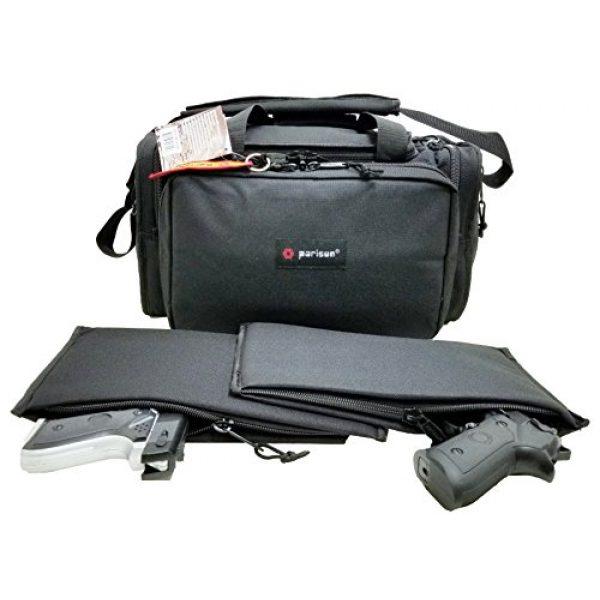 Explorer Tactical Backpack 1 EXPLORER Large Padded Deluxe Tactical Range Bag Gear Tactical Shoulder Modular