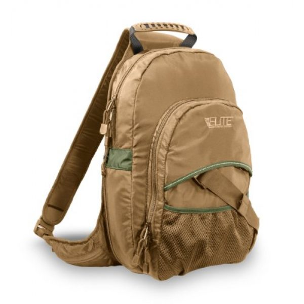 Elite Survival Systems Tactical Backpack 1 Elite Survival Systems Smokescreen Concealed-Carry Monopack
