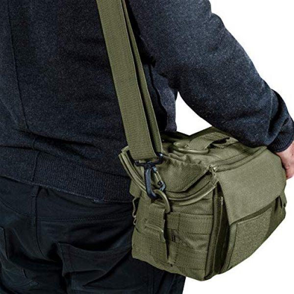 Tasmanian Tiger Tactical Backpack 7 Tasmanian Tiger Small Medic Pack Mk II, Tactical Small MOLLE Medical Bag, First Aid Storage, YKK Zippers