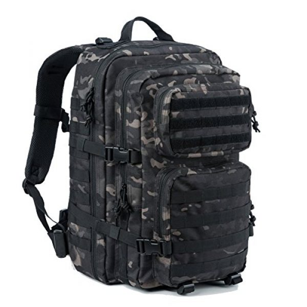 REEBOW GEAR Tactical Backpack 2 REEBOW GEAR Military Tactical Backpack 3 Day Assault Pack Army Molle Bag Backpacks Rucksack