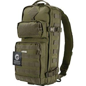 BARSKA Tactical Backpack 1 BARSKA Loaded Gear GX-300 Tactical Sling Backpack
