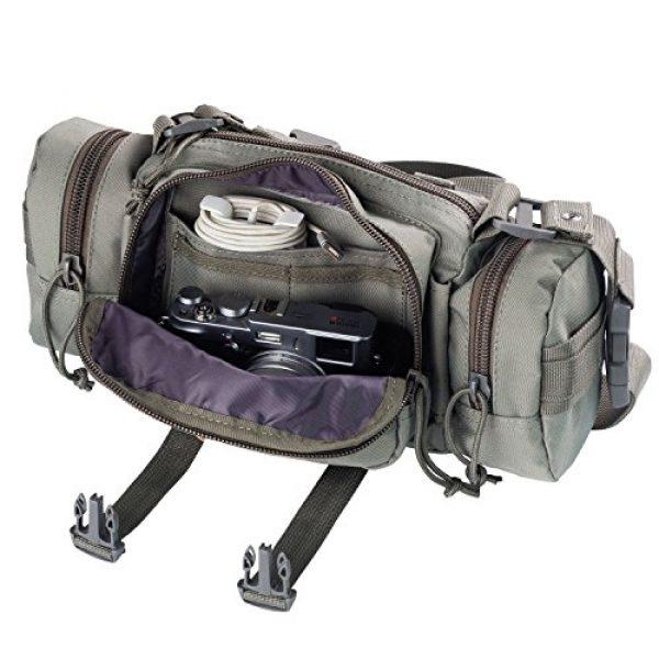 3V Gear Tactical Backpack 2 3V Gear MOLLE Rapid Deployment Pack