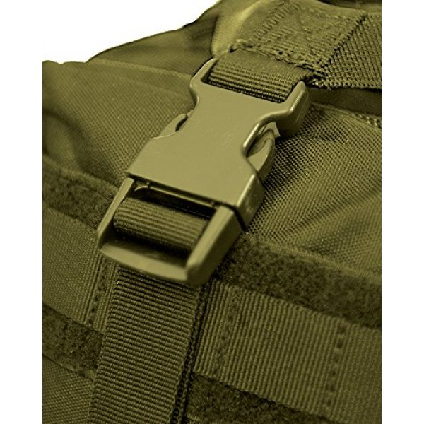 World Famous Sports Tactical Backpack 7 World Famous Sports Tactical Transport Backpack