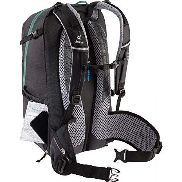 Deuter Tactical Backpack 5 Deuter Trans Alpine 24, Black, L