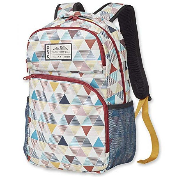 KAVU Tactical Backpack 2 KAVU Packwood Backpack with Padded Laptop and Tablet Sleeve