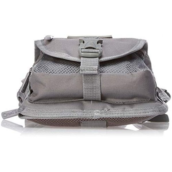 East West U.S.A. Tactical Backpack 4 East West U.S.A. Travel Sport RT533 Utility Double Pistol Bag