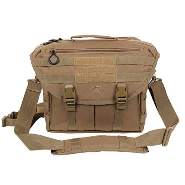 Rothco Tactical Backpack 1 Rothco Covert Dispatch Tactical Shoulder Bag