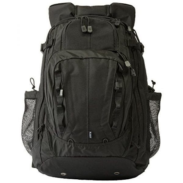 5.11 Tactical Backpack 1 5.11 COVRT18 Tactical Covert Military Backpack, Large Assault Rucksack Pack, Style 56961