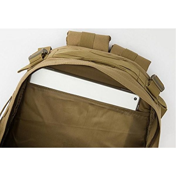 PME Tactical Backpack 6 Fashion Backpack, Biking, School backpack, Casual Lightweight Laptop Bag Shoulder Bag School Bag