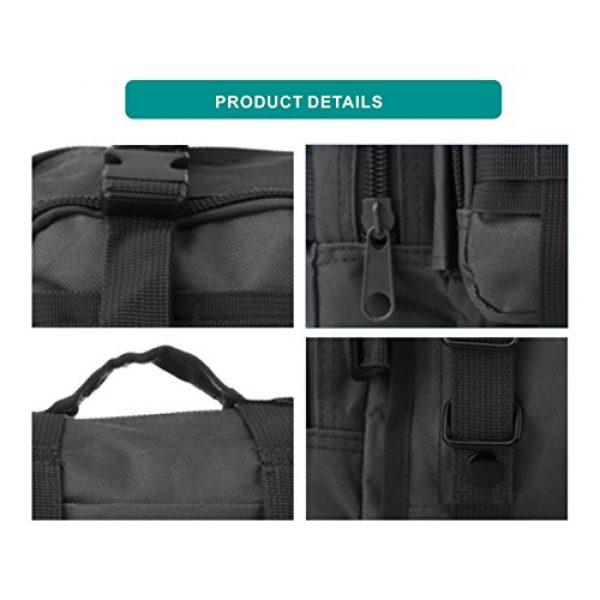 DOUN Tactical Backpack 4 DOUN Tactical Waist Bag Military Versatile Tactical Deployment Bag Hand Carry Bag Molle Waist Pack Camera Bags