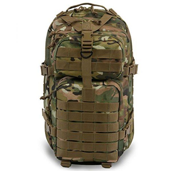 HIGHLAND TACTICAL Tactical Backpack 2 Highland Tactical Men's Vantage Tactical Backpack