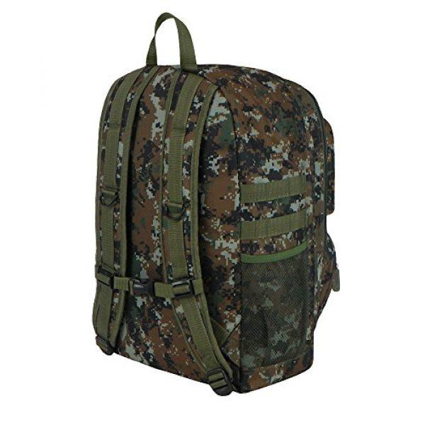 East West U.S.A Tactical Backpack 4 East West U.S.A RTC509 Tactical Molle Sport Military Assault Rucksacks Hiking Trekking Bag