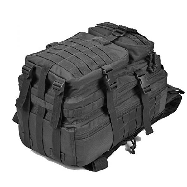 REEBOW GEAR Tactical Backpack 4 Military Tactical Backpack Small Molle Assault Pack Army Bag Rucksack