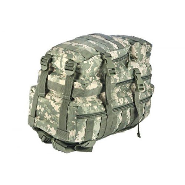 Mil-Tec Tactical Backpack 6 Mil-Tec Military Army Patrol Molle Assault Pack Tactical Combat Rucksack Backpack Bag 20L ACU Digital Camo