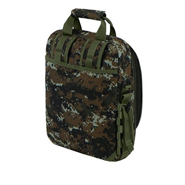 East West U.S.A Tactical Backpack 4 East West U.S.A RTC510 Tactical Molle Camouflage Laptop Sling Bag