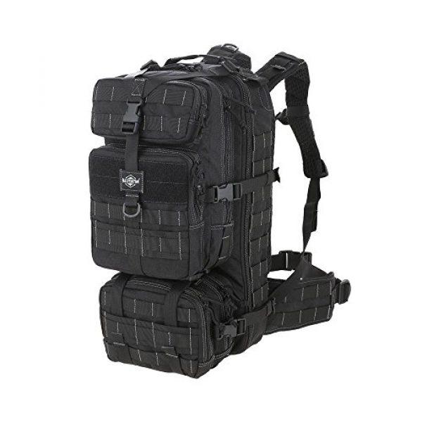 Maxpedition Tactical Backpack 1 Maxpedition Gyrfalcon Backpack, Black