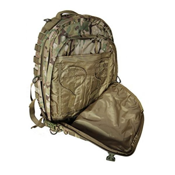 Hanks Surplus Tactical Backpack 4 Hank's Surplus Military Bug Out Rucksack Tactical Assault Multi Day 48L Backpack