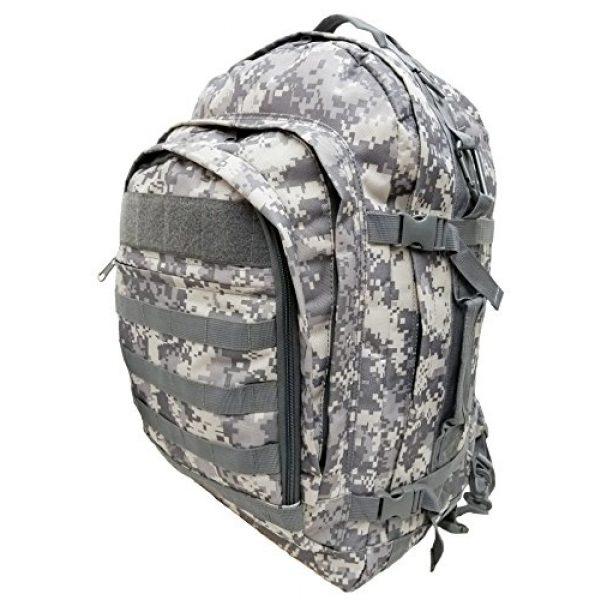 Explorer Tactical Backpack 1 Explorer Deluxe Large Molle Tactical Backpack
