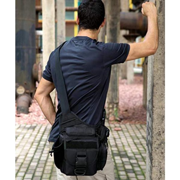 STARTAIKE Tactical Backpack 7 STARTAIKE Tactical Camera Messenger Bag Fishing Camping Hiking Cycle