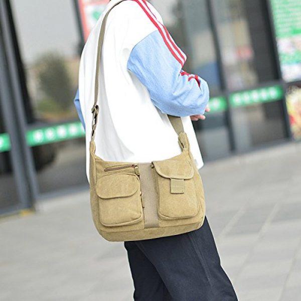 enknight Tactical Backpack 3 ENKNIGHT Women Shoulder Bags Casual Handbag Travel Canvas Bag Messenger Sling Bag