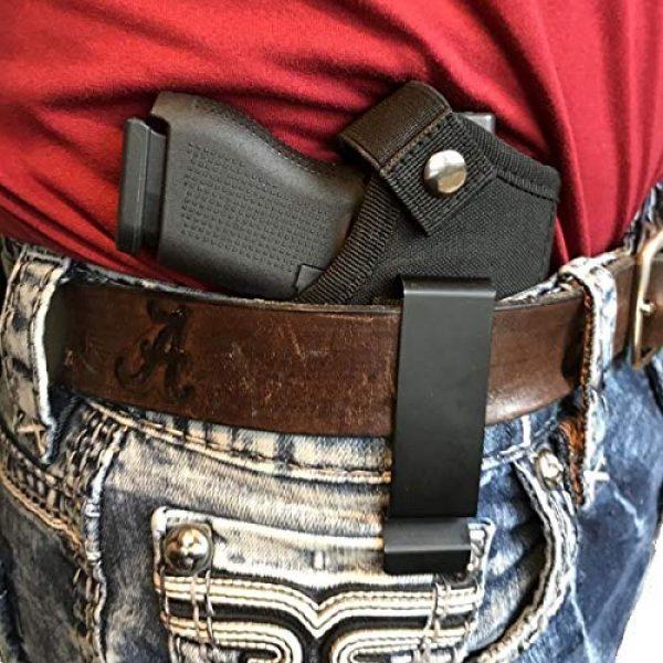 zuoshini Airsoft Gun Holster 7 zuoshini Military Professional Holster Pistol Holster Concealed Carrying Holster Waistband Handgun Elastic Holder for Pistols Holsters for Concealed Carry & Appendix Carry
