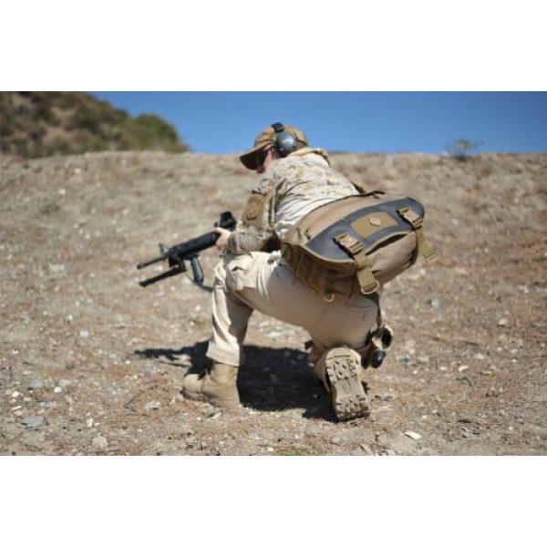 HAZARD 4 Tactical Backpack 5 Defense Courier(TM) Laptop-Messenger Bag w/MOLLE by Hazard 4(R)