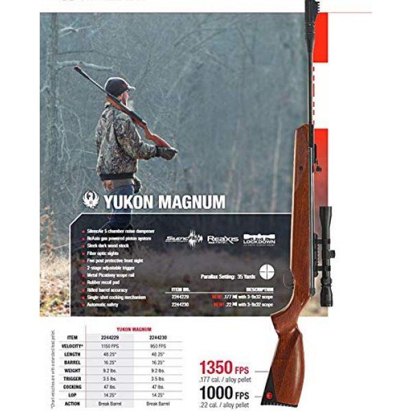 Umarex Air Rifle 6 Umarex Ruger Yukon Magnum Pellet Gun Air Rifle with 3-9x32mm Scope