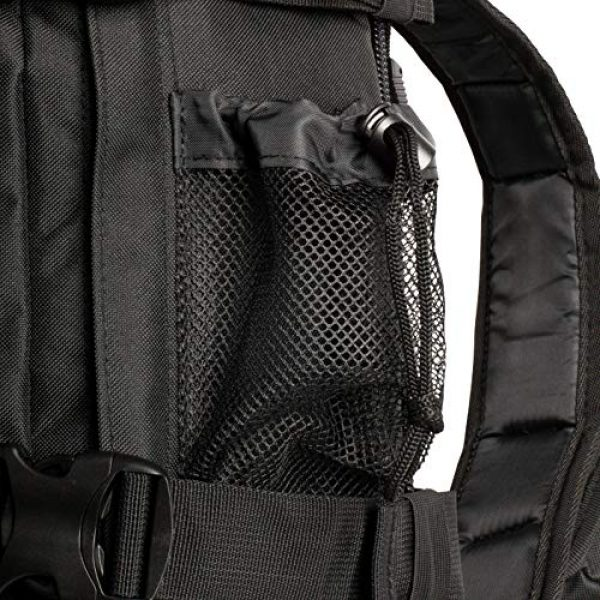 Savage Cut Tactical Backpack 5 Savage Cut Outdoor Expandable 3-Day Survival Tactical Backpack, XL Capacity