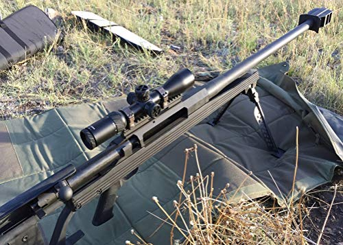 AGM Global Vision Rifle Scope 7 AGM 45021644PRGPR2 Model 2-16X44RS Professional Riflescopes, 2X~16x Magnification, 44mm Objective Lens Diameter, 95-89mm Eye Relief, 8.2-2.75mm Exit Pupil, Field of View 10.5~1.31