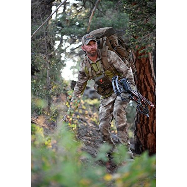 ALPS OutdoorZ Tactical Backpack 7 ALPS OutdoorZ Extreme Commander X + Pack