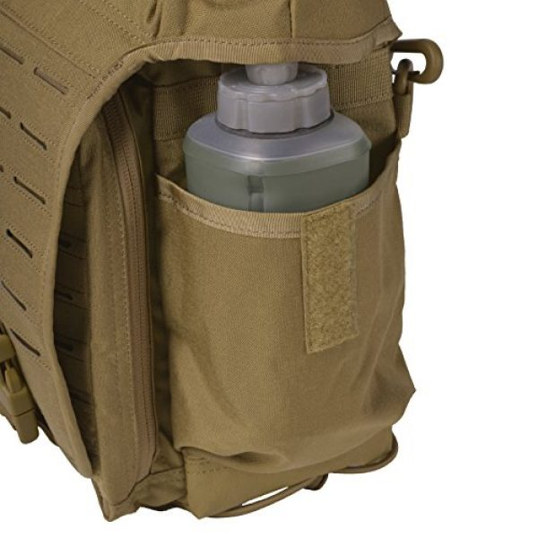 Direct Action Tactical Backpack 5 Direct Action Messenger Tactical Bag 10 Liter Capacity, Ideal for Laptop, ipad or Tablet
