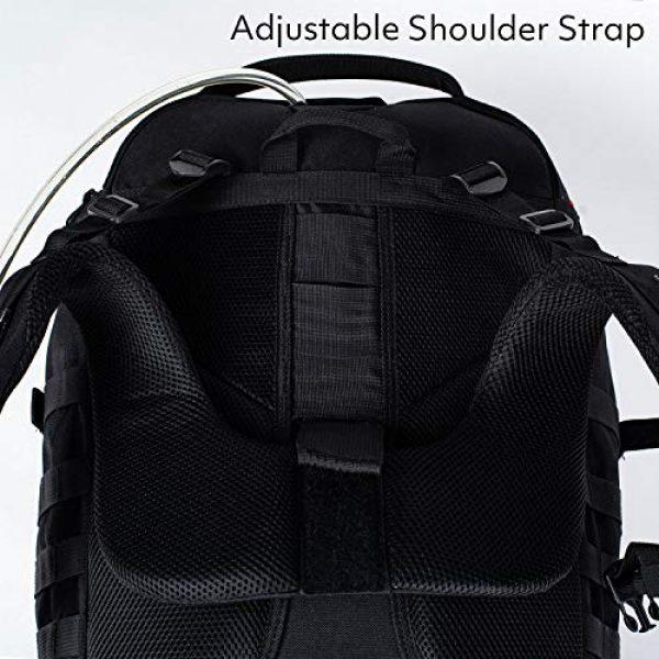 3V Gear Tactical Backpack 7 3V Gear Sovereign Redline Internal Frame Backpack - 50 Liter