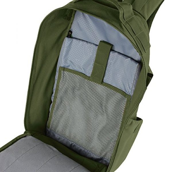 Condor Tactical Backpack 5 Condor Tactical Rover Backpack with Laser Cut Molle