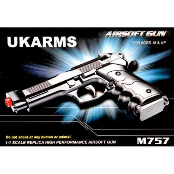 UKARMS Airsoft Pistol 3 UKARMS air Soft gun-m757(Airsoft Gun)