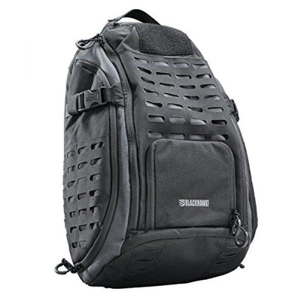 BLACKHAWK Tactical Backpack 1 BLACKHAWK STAX EDC Black/Gray Backpack
