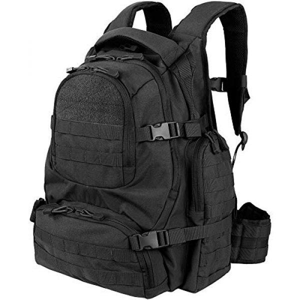 Condor Tactical Backpack 1 Condor Urban Go Pack Black