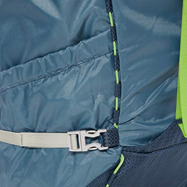 VAUDE Tactical Backpack 3 VAUDE Zerum 38 LW Backpack Ultra Lightweight Trekking & Hiking Multi Day Travel