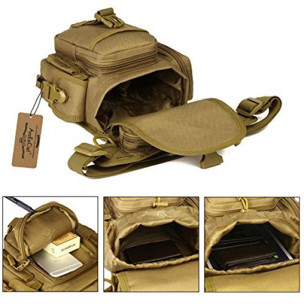 ArcEnCiel Tactical Backpack 5 ArcEnCiel Leg Bag Tactical Military Drop Waist Thigh Hip Fanny Pack Tool Gear Pouch