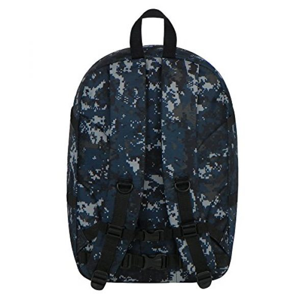 East West U.S.A Tactical Backpack 3 East West U.S.A BC109 Digital Camouflage Military Classic Backpack