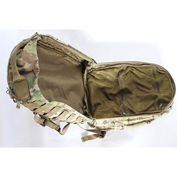 Hanks Surplus Tactical Backpack 5 Hank's Surplus Military Bug Out Rucksack Tactical Assault Multi Day 48L Backpack
