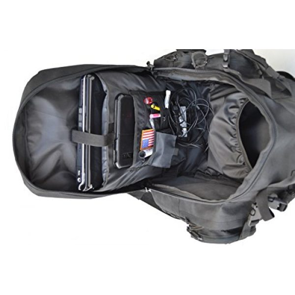 Explorer Tactical Backpack 7 Explorer Tactical Gun Concealment Backpack With Molle Webbing Hydration Ready