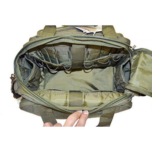 Explorer Tactical Backpack 6 Explorer Tactical 12 Pistol Padded Gun and Gear Bag OD Green