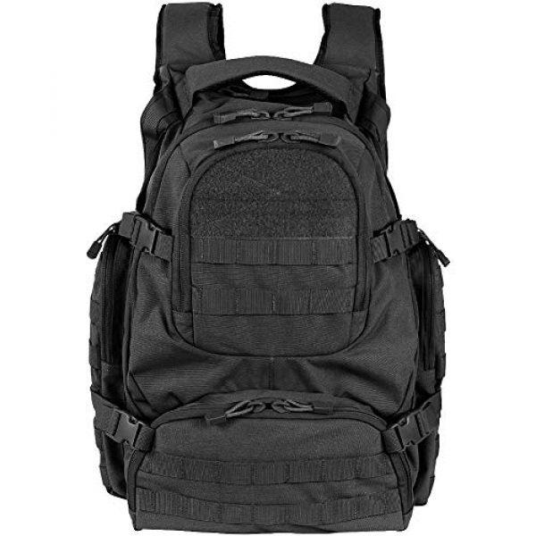 Condor Tactical Backpack 2 Condor Urban Go Pack Black