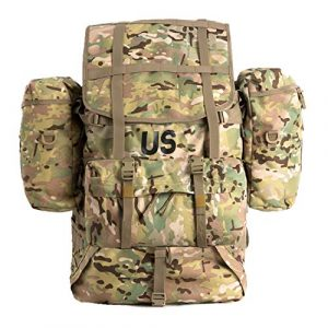 MT Tactical Backpack 1 MT Military Molle II Large Rucksack Assembly Army Tactical Backpack Multicam