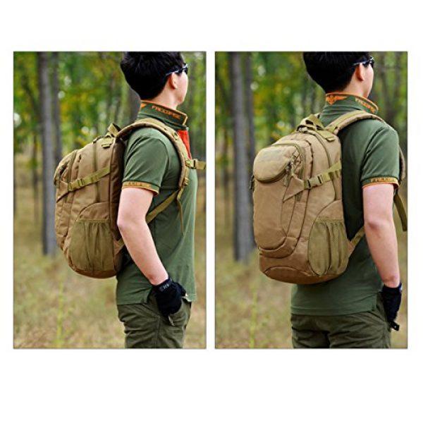 Huntvp Tactical Backpack 7 Huntvp 25L Tactical Backpack Rucksack WR Tactical Assault Pack Military Bag