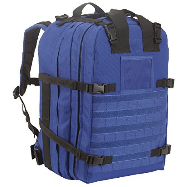 VooDoo Tactical Tactical Backpack 5 VooDoo Tactical New Jumpable Medical Backpack, Field Med Pack