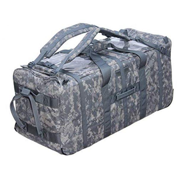 ForceProtector Gear Tactical Backpack 2 Lightfighter Loadout Bag, ABU
