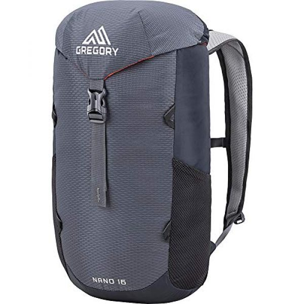 Gregory Tactical Backpack 1 Gregory Mountain Products Nano 16 Liter Daypack