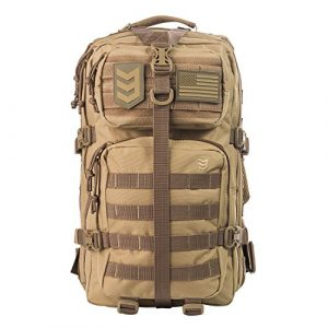 3V Gear  1 3V Gear Velox II Large Tactical Assault Backpack